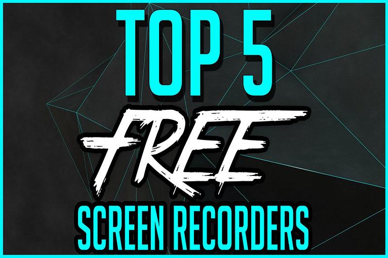screen recording sofwares