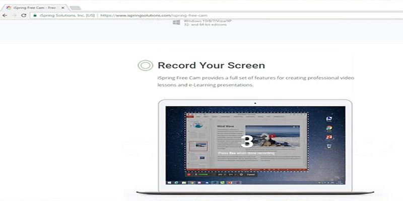 ispring screen recorder