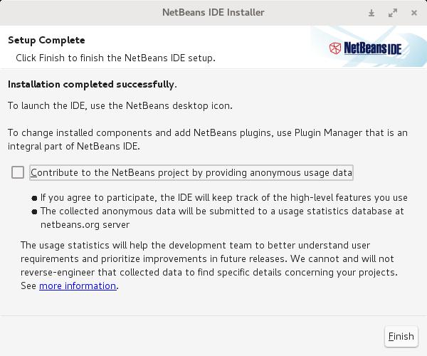 Netbeans Installer
