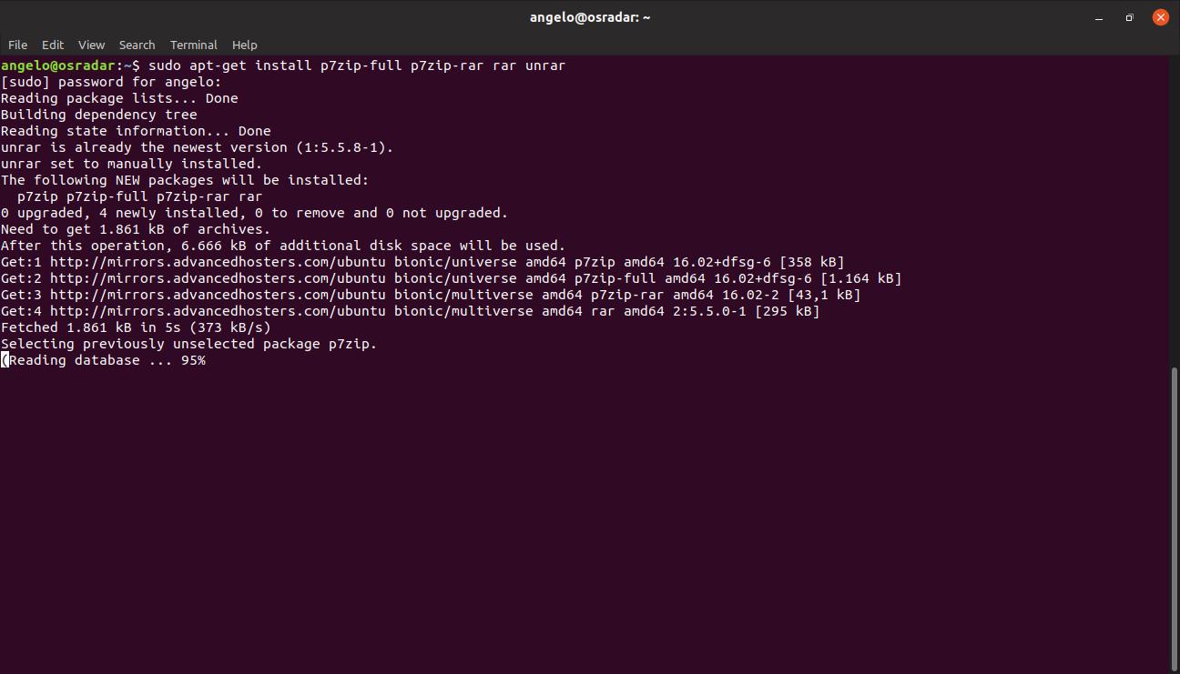 11.-Installing Compress formats