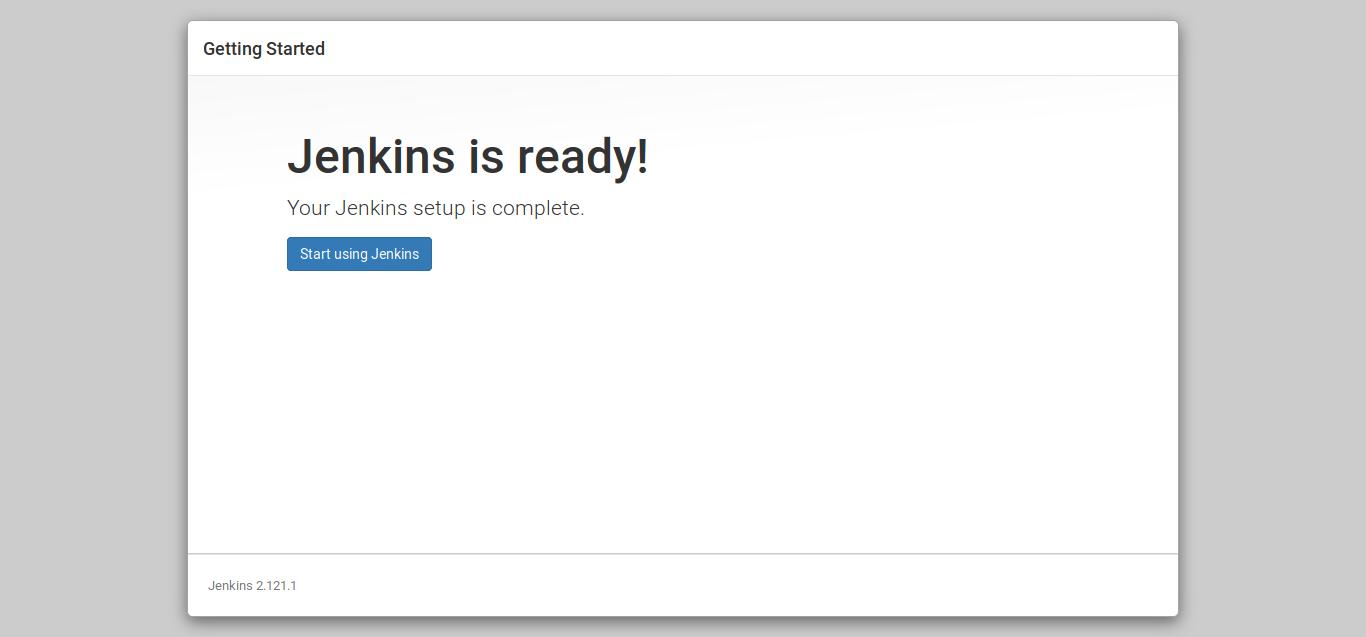 12.-Jenkins ready!