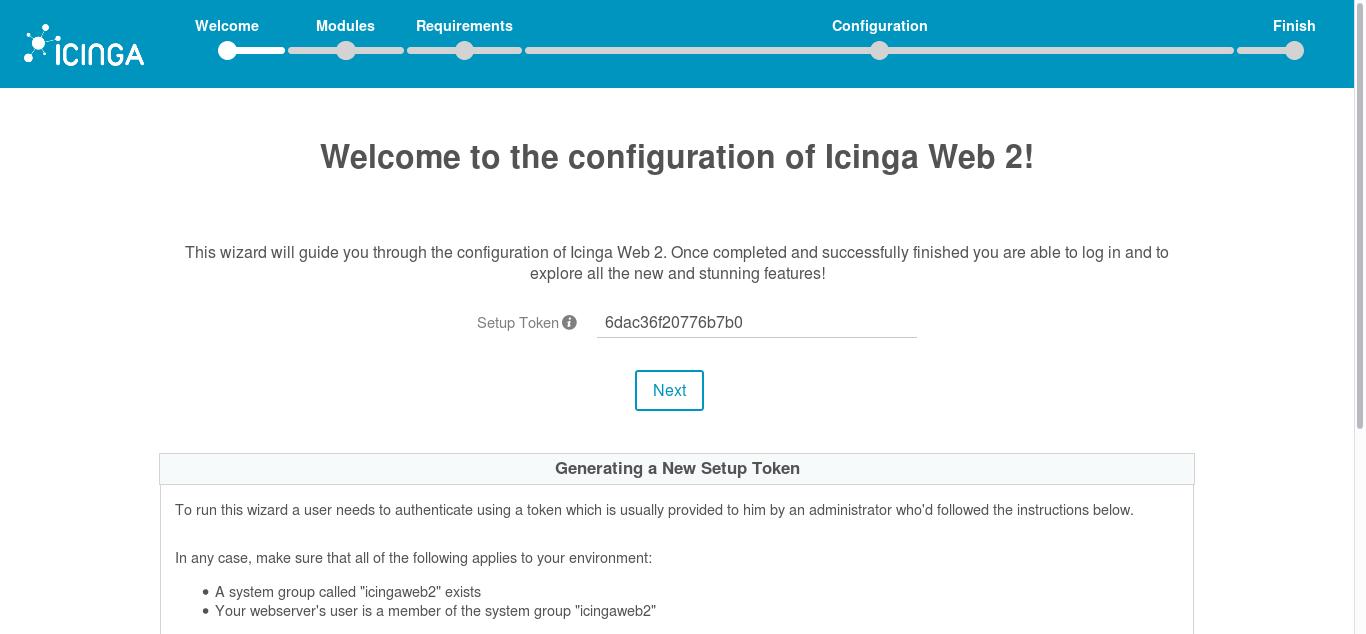 29.- Icinga2 web