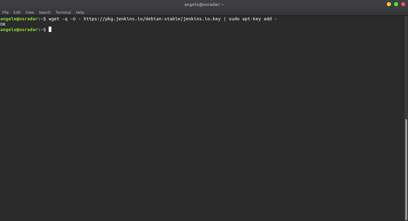 3.- Adding repository