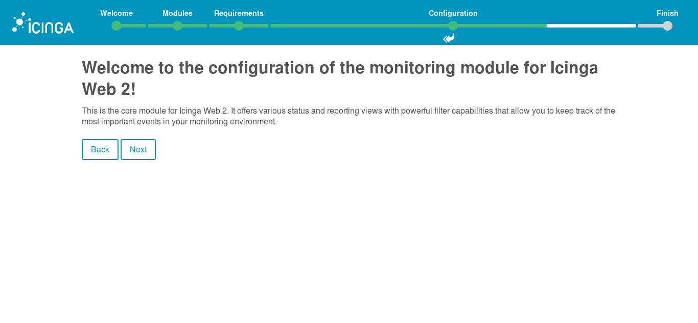 38.- Monitoring module