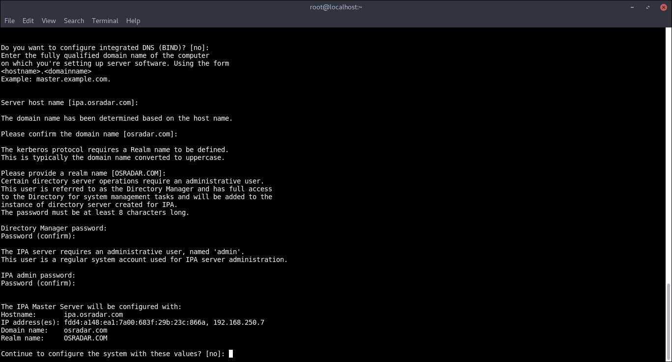 7.-configure system