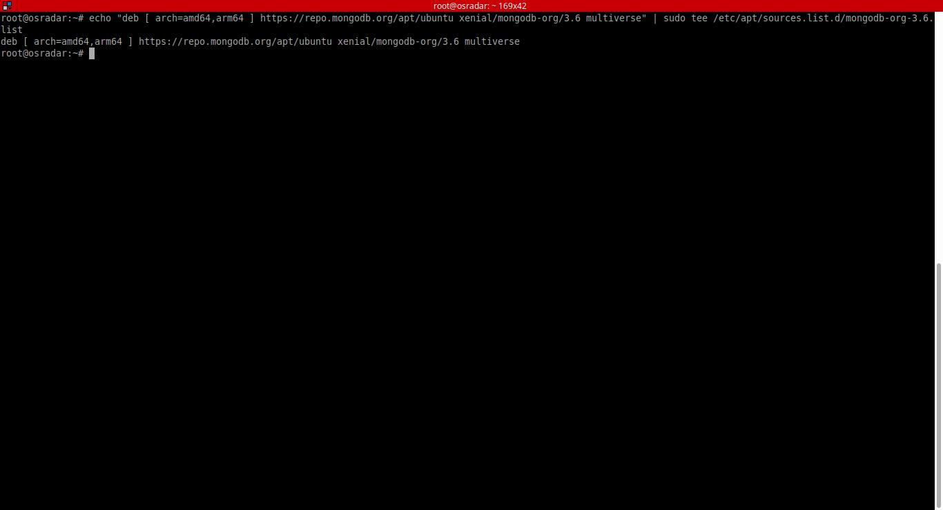 10.- Adding repository