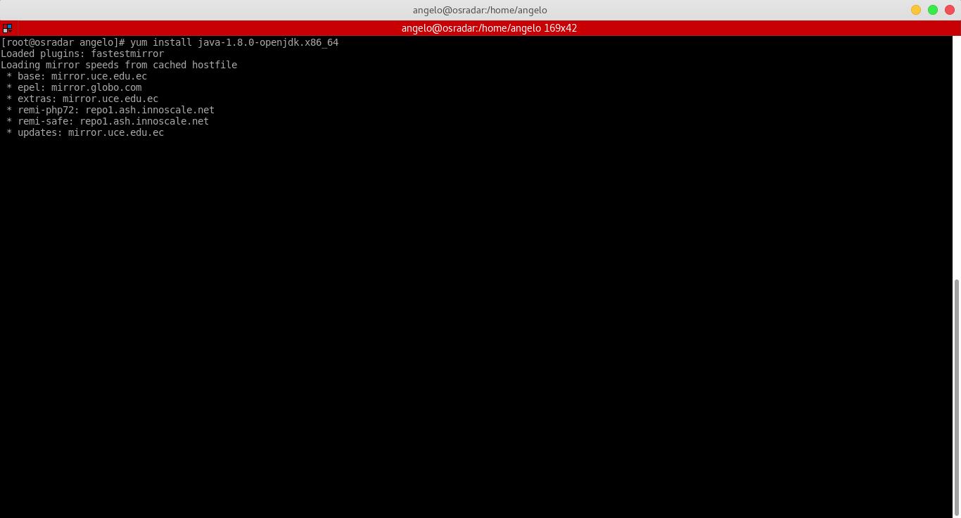 2.- Installing OpenJDK