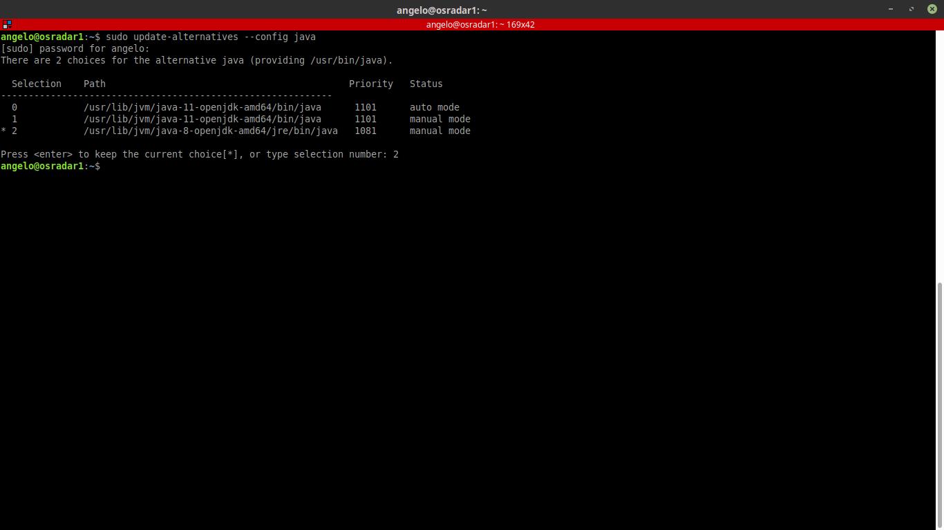 2.- Configuring Java