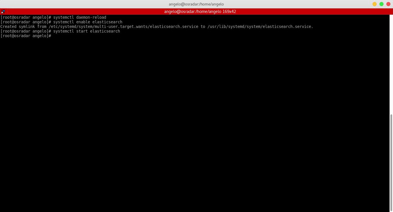 7.- Enabling Elasticsearch service