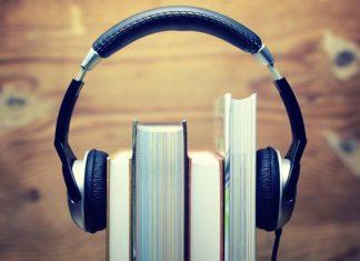 Listening a audiobook