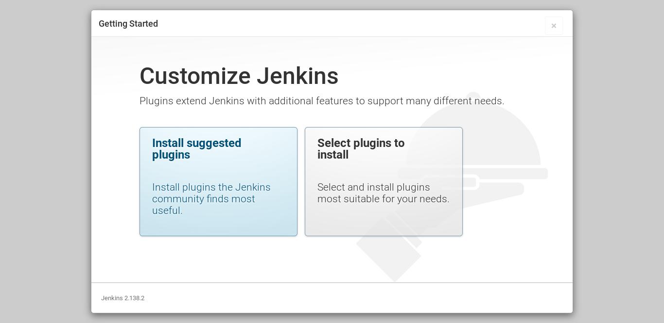 12.- Jenkins installation