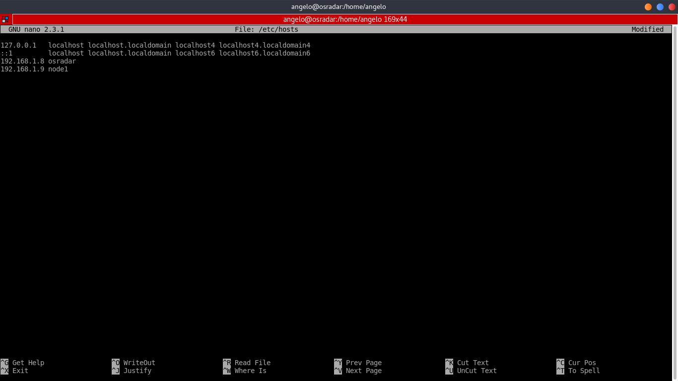 2.- Editing hosts file