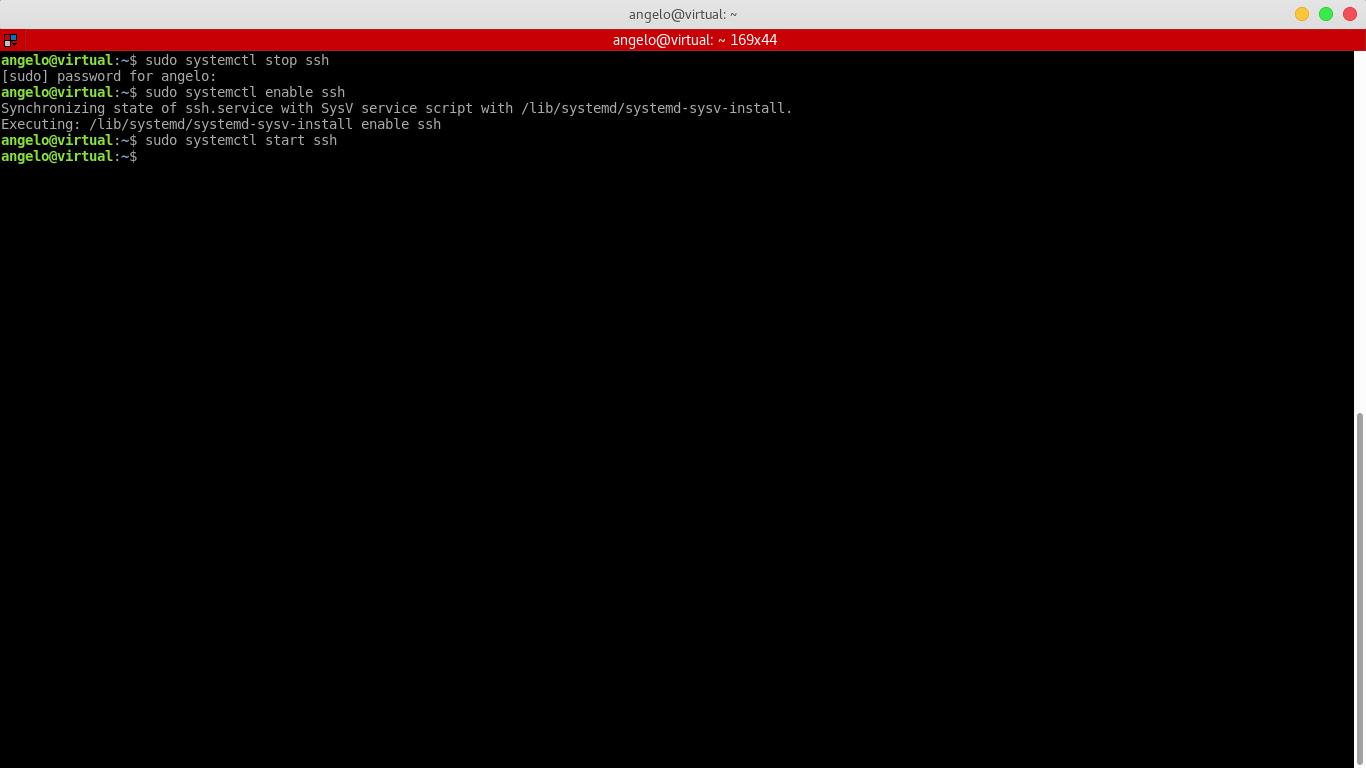 9.- Enable SSH on Ubuntu