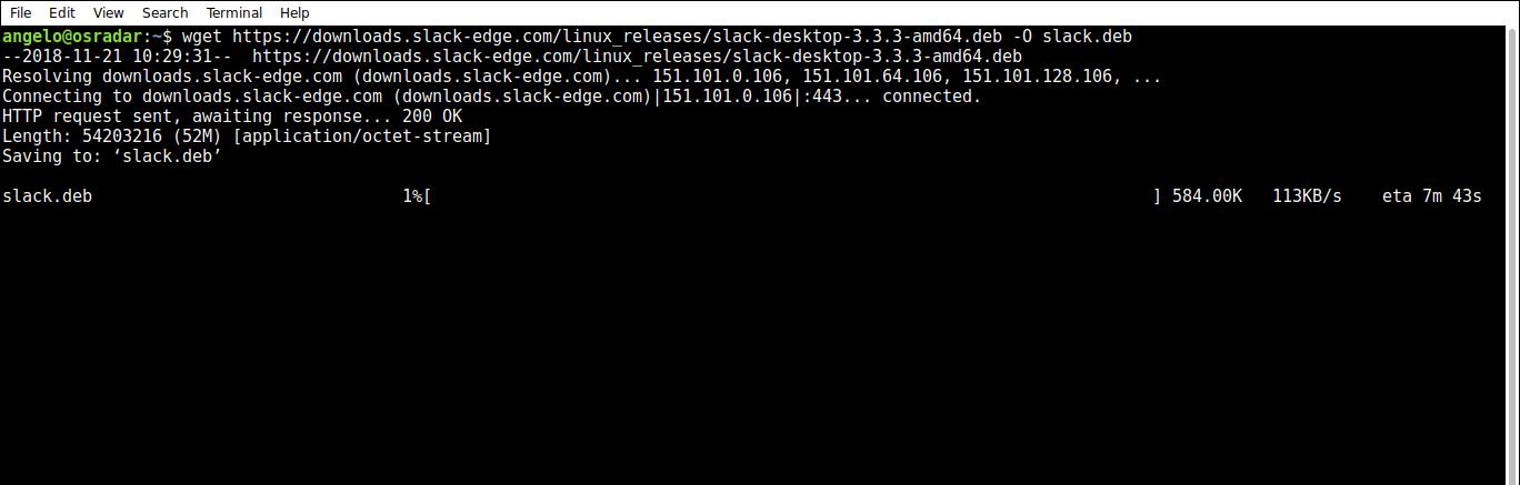 1.- Download Slack