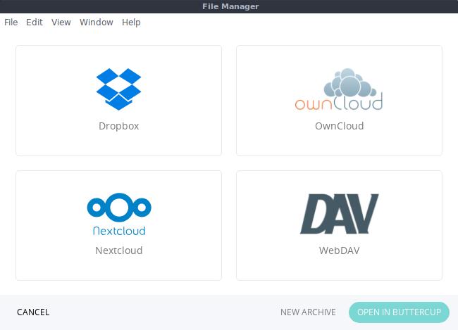 Online cloud sources for Buttercup
