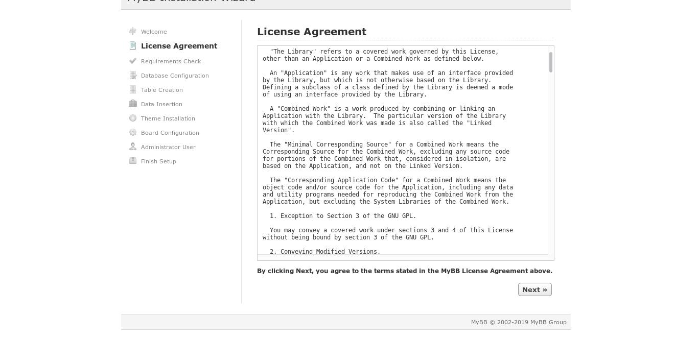 11.- License agreement