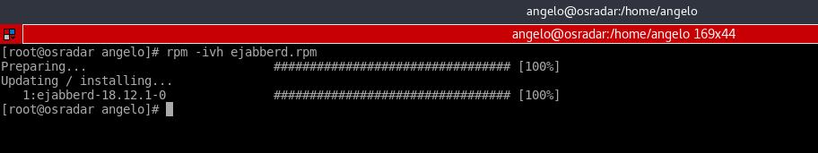 4.- Install Ejabberd on CentOS