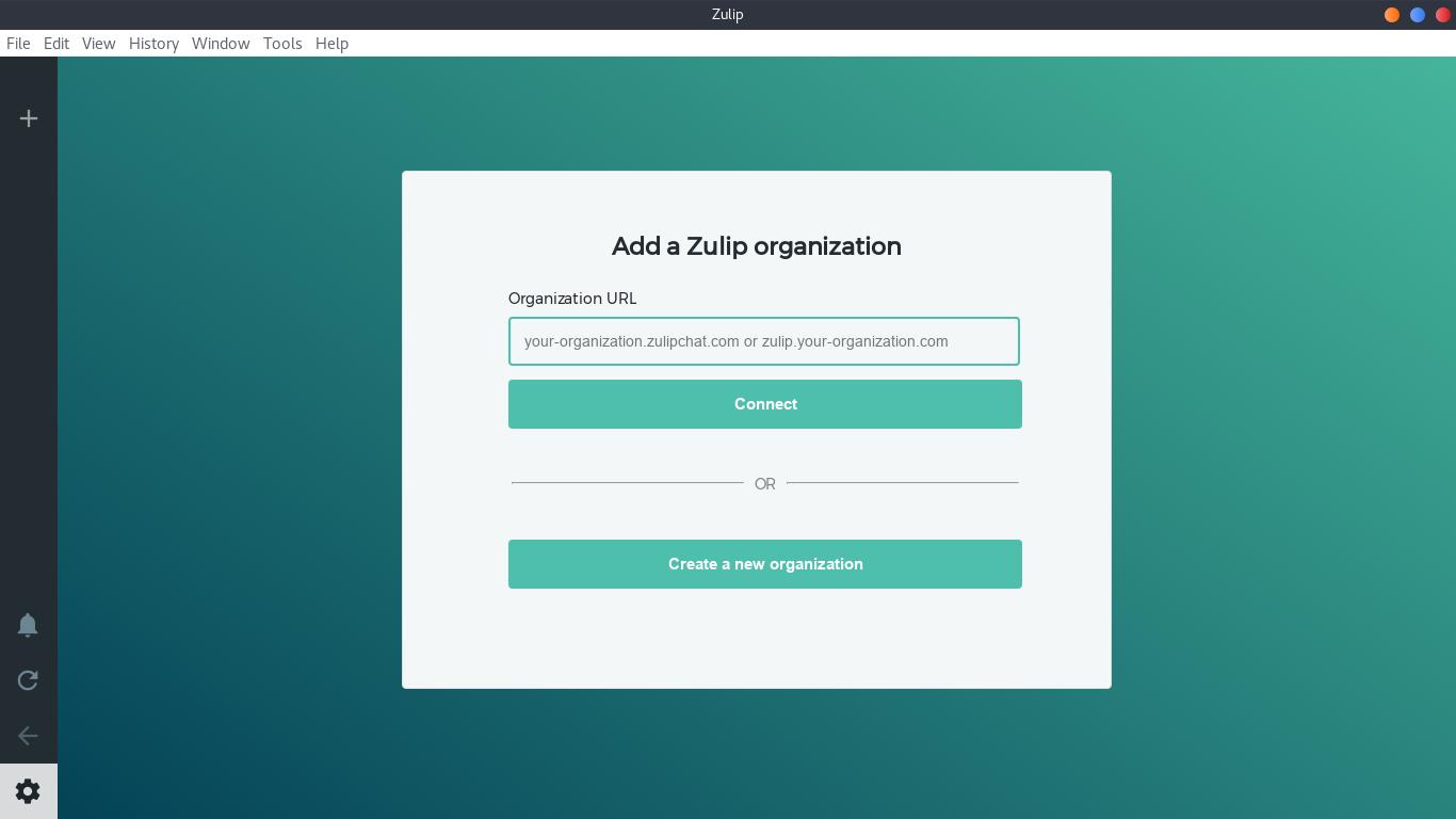 2.- Running Zulip
