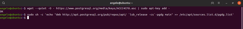 1.- Adding the repository
