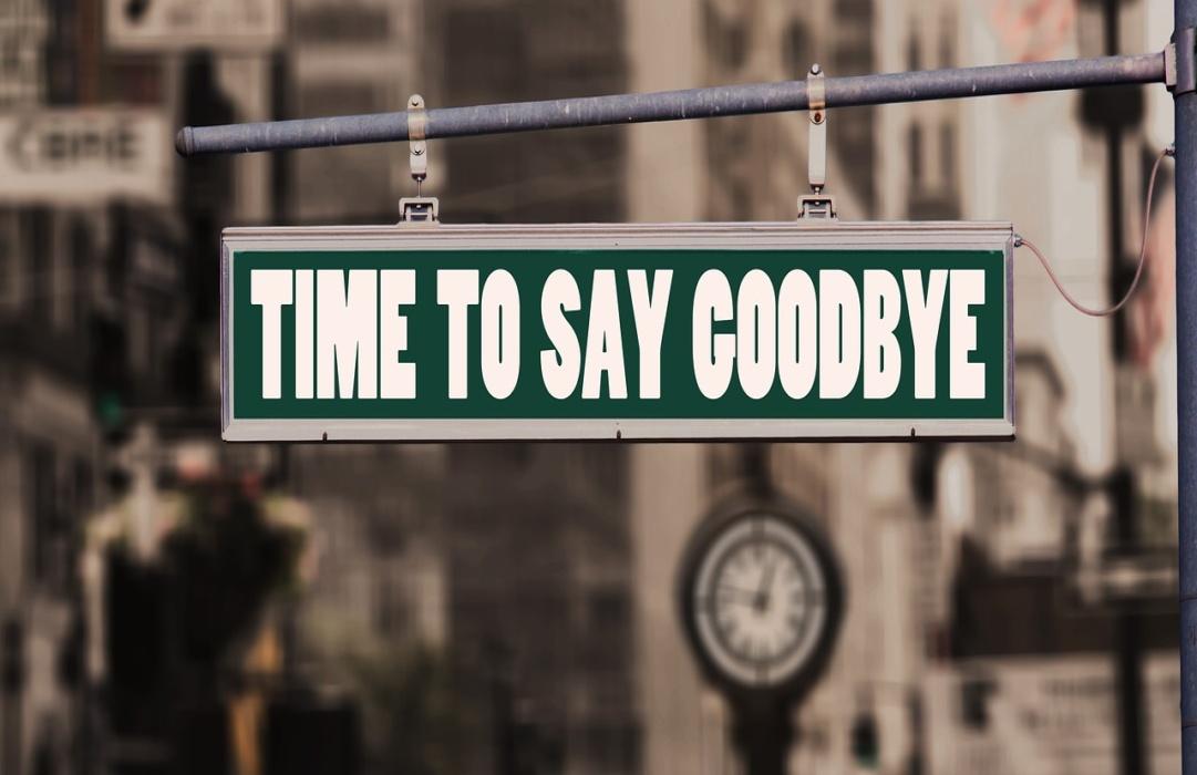 Antergos says goodbye