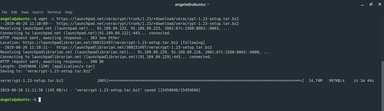 2.- Download Veracrypt