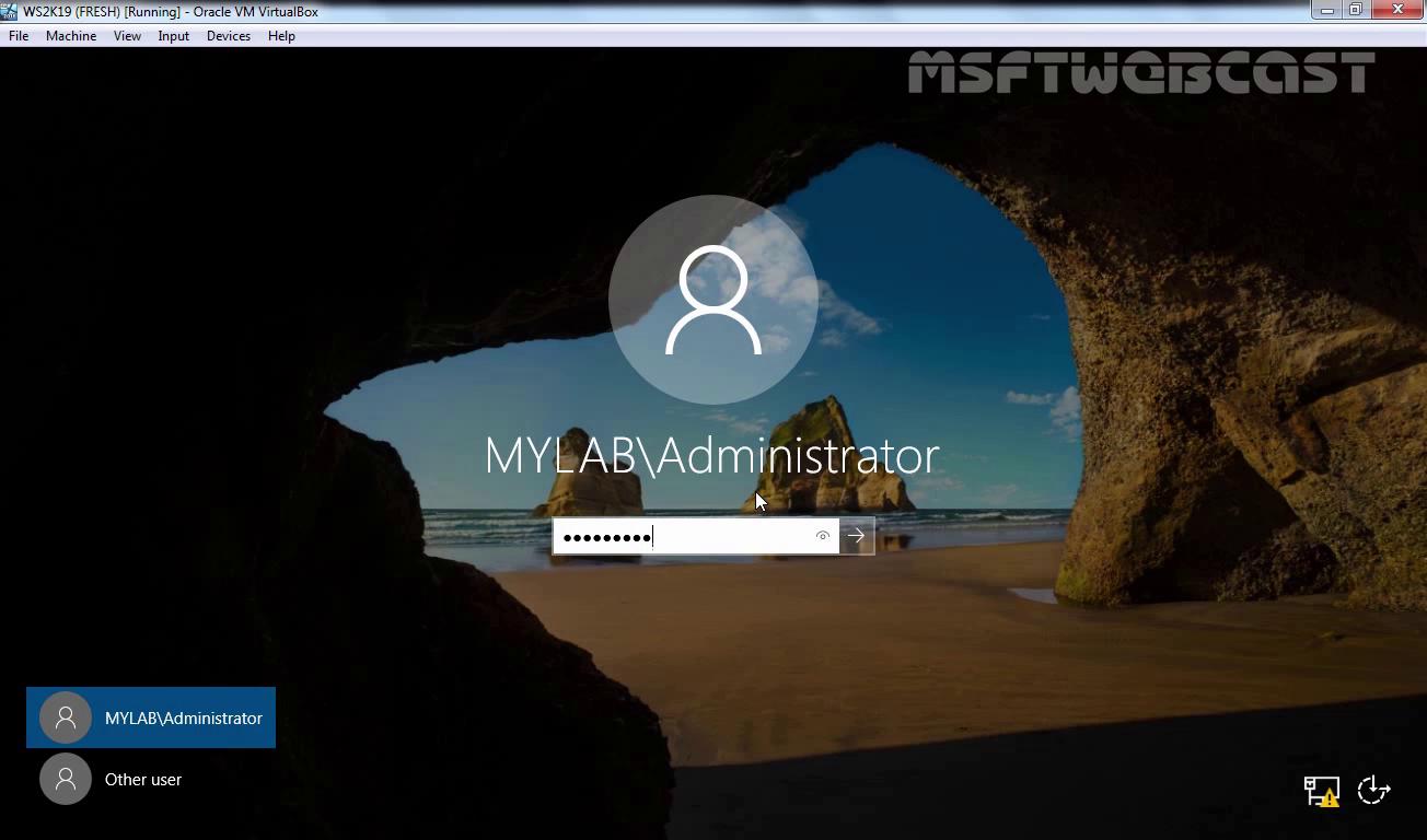 21.- Choose the desktop environment