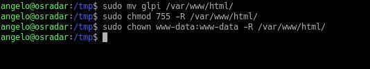 3.- Install GLPI on Debian 10