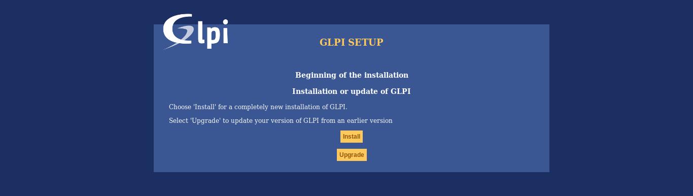 7.- Install GLPI on debian 10
