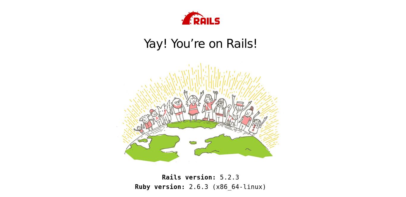 6.- Ruby on Rails working on Debian 10