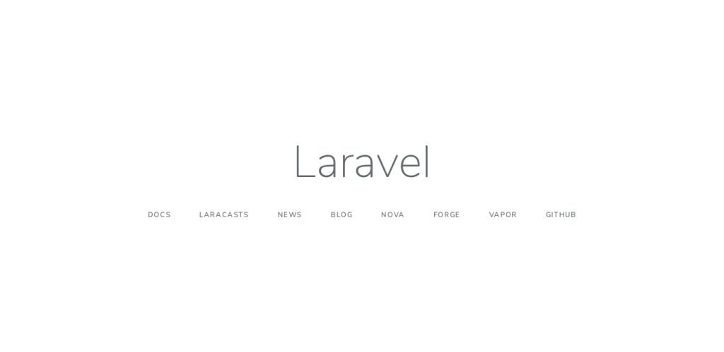 3.- Laravel on CentOS 8