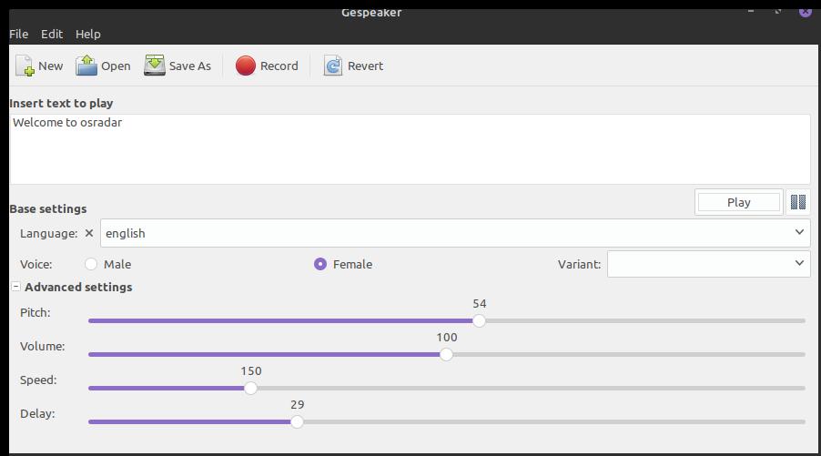 1.- Install espeak on CentOS 8 / Ubuntu 20.04 / 18.04