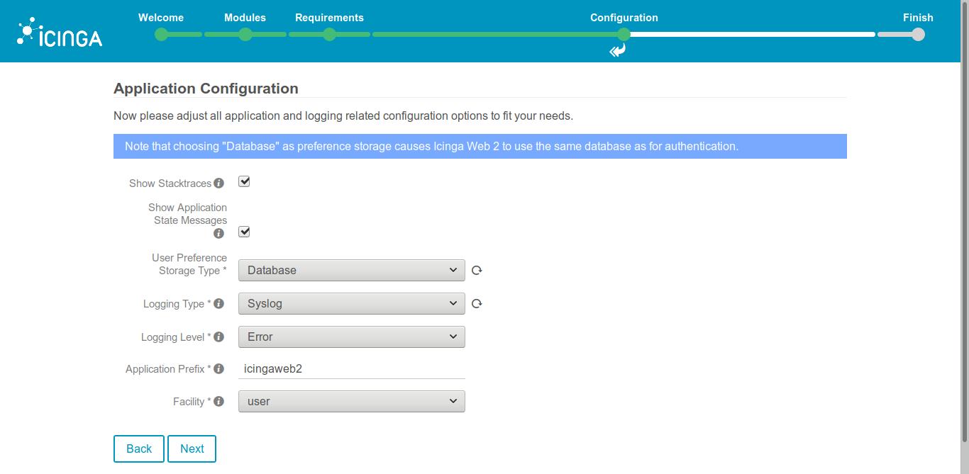 15.- Configuring Icinga2