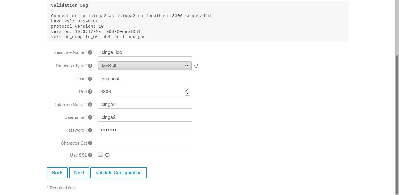 19.- Installing Icinga2 on debian 10