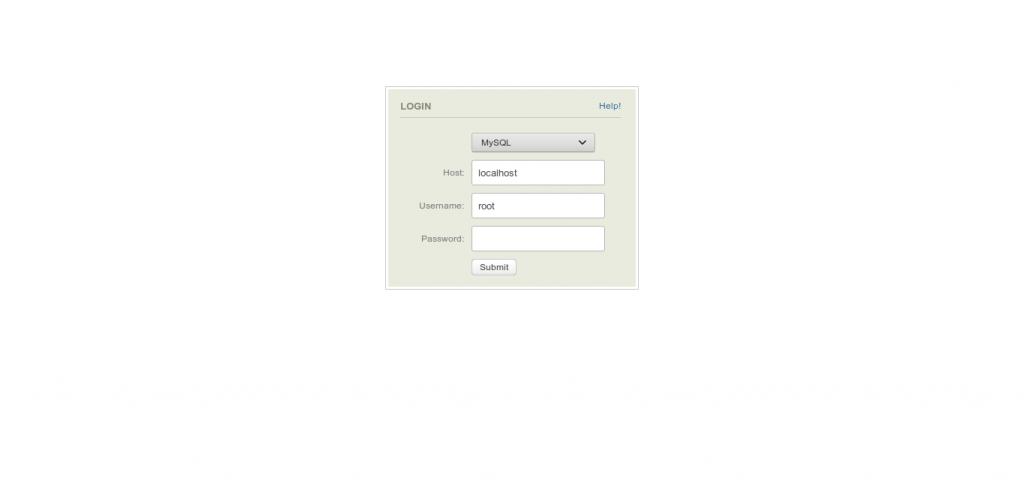 3.- SQLBuddy on CentOS 8