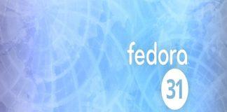 Fedora 31 - Image from https://fedoramagazine.org/