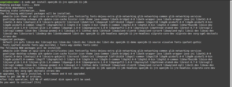 1.- Installing Java on Debian 10