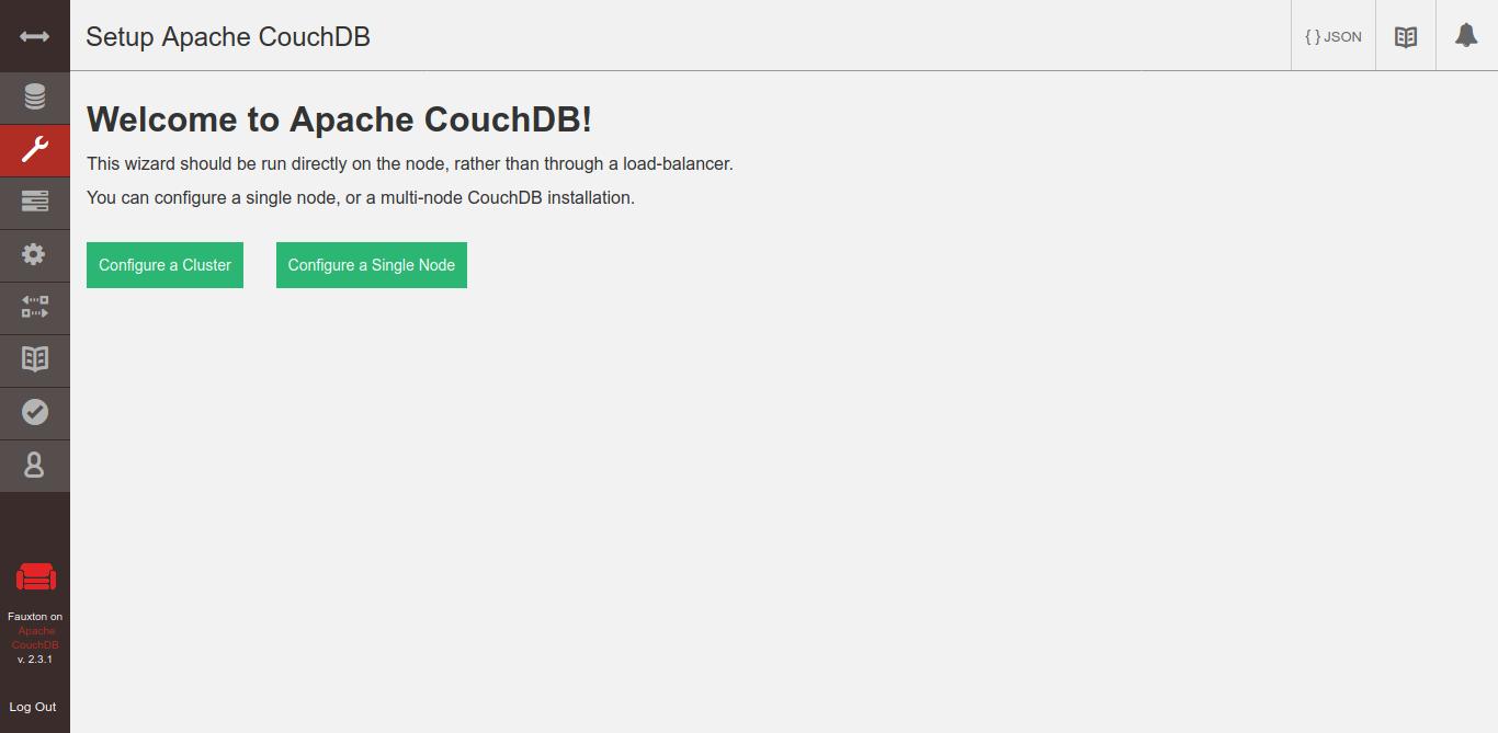 7.- CouchDB on Debian 10