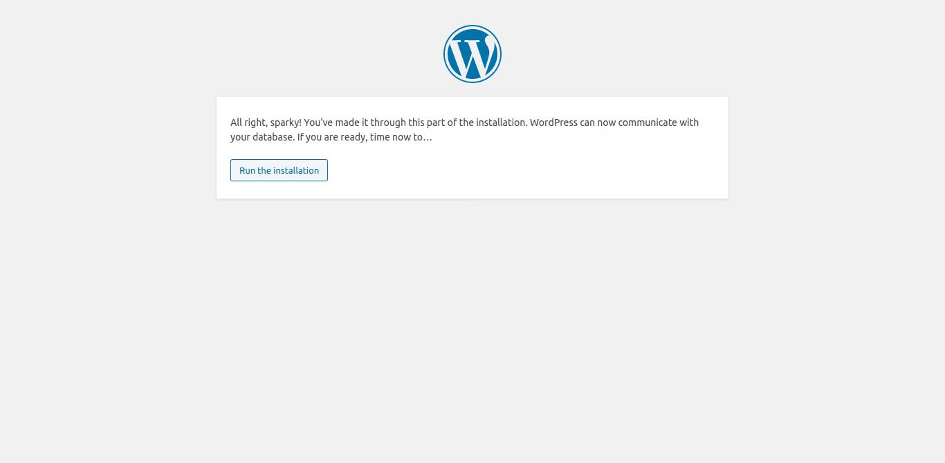 5.- Install WordPress with Lighttpd on Debian 10