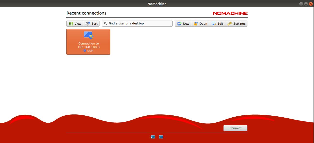 how to install nomachine remote deskotp tool on ubuntu 18.04