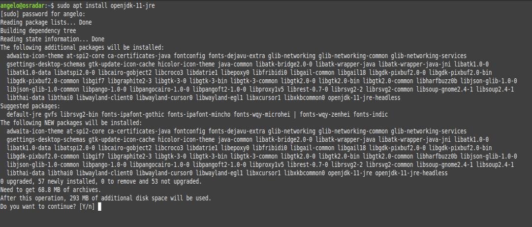 1.- Install Java on Debian 10