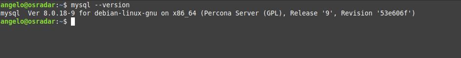 9.- Percona on Debian 10