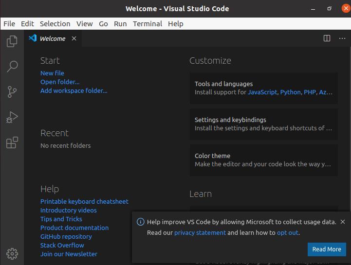 How To Install Visual Studio Code on Ubuntu 20.04