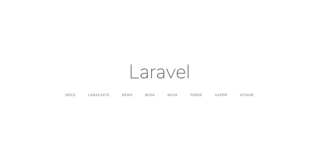 4.- Laravel working