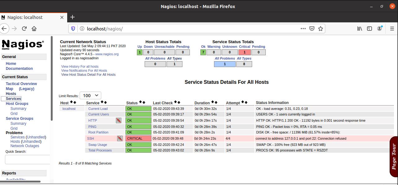 How To Install Nagios on Ubuntu 20.04