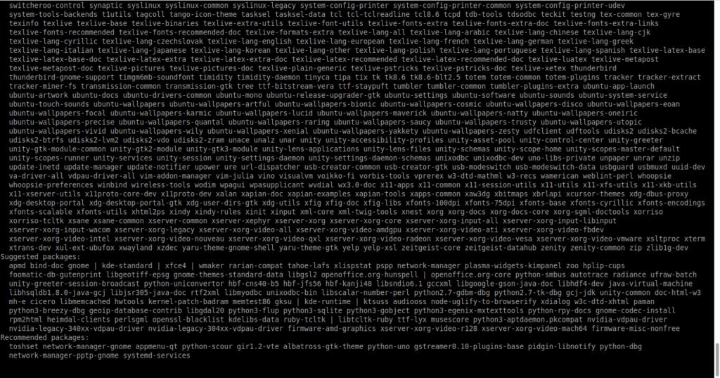 1.- Installing Unity desktop on Ubuntu 20.04