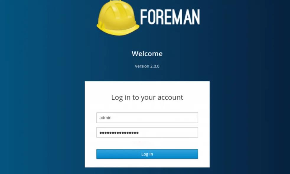 How To Install Foreman 2.x on Ubuntu 20.04