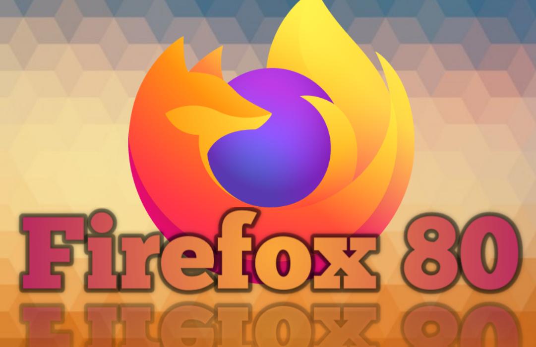 Firefox 80