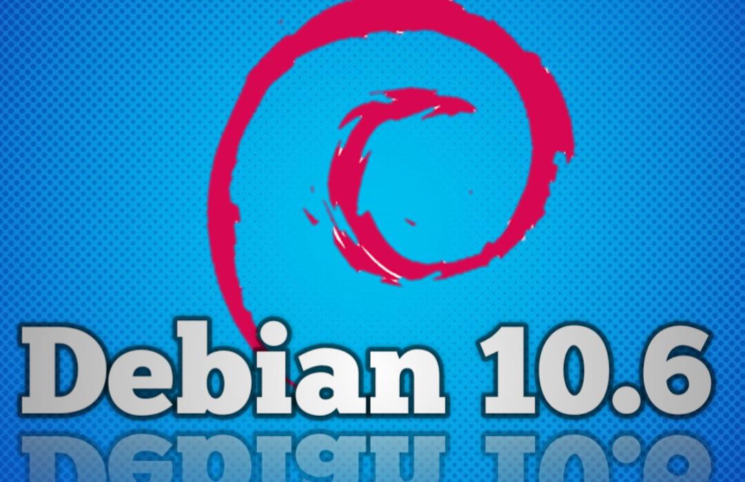Debian 10.6
