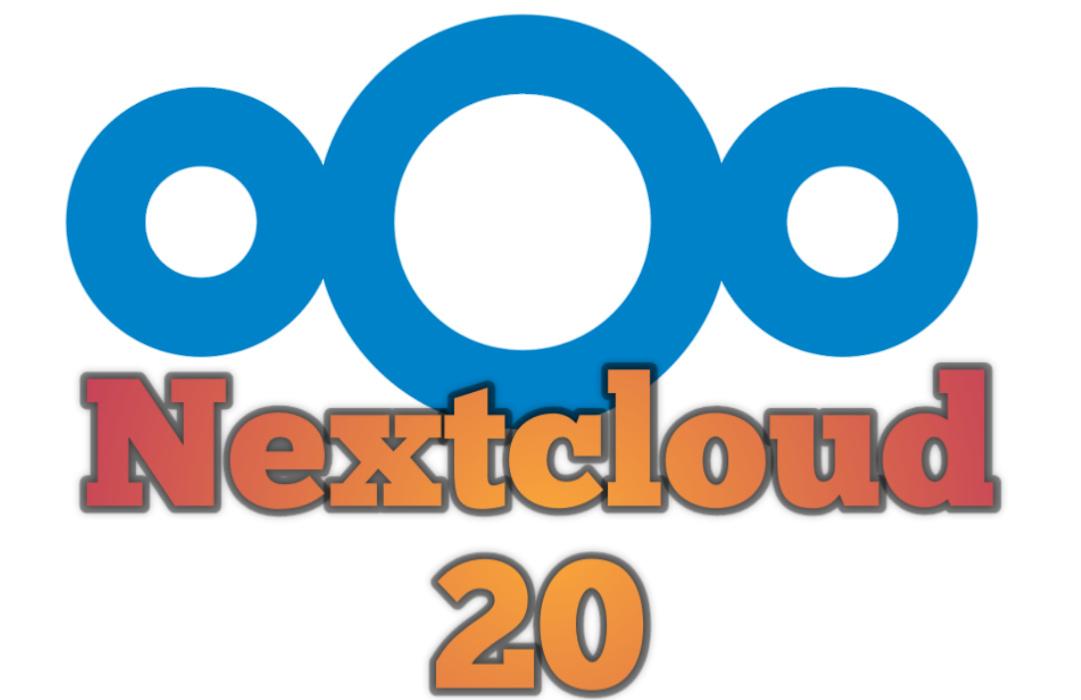 Nextcloud 20