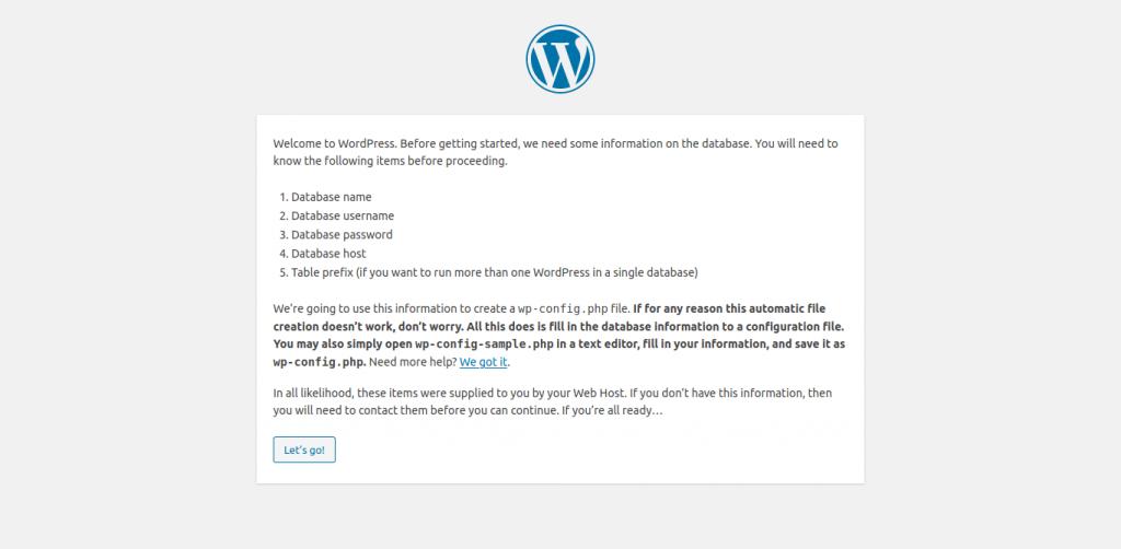 10.-Install WordPress with OpenLiteSpeed on CentOS 8